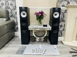 Bowers Wilkins B&W 603 S2 Anniversary Edition Floorstanding Speakers Near Mint