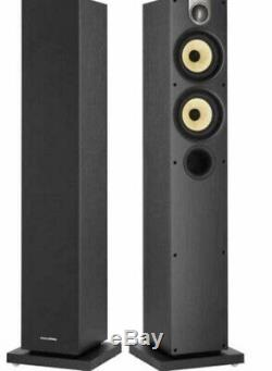 Bowers & Wilkins (B&W) 684 S2 Floorstanding Speakers. Mint condition. A+