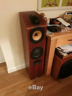 Bowers & Wilkins / B&W 704 Floor Standing Speakers in Rosewood