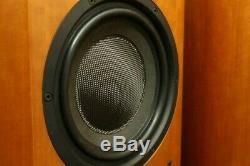 Bowers & Wilkins (B&W) 803 Nautilus Floor-Standing Loud Speakers Chery