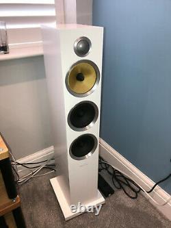 Bowers & Wilkins B&W CM8 S2 speakers