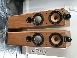 Bowers & Wilkins CDM 7NT Floorstanding Home HiFi Speakers (Pair) excellent