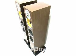Bowers & Wilkins CM8 HiFi 3 Way Floor Standing Tower Speakers + Warranty