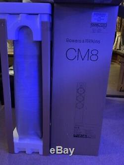 Bowers & Wilkins CM floor standing speakers Speakers