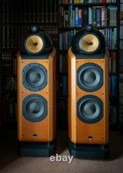 Bowers and Wilkins B&W 802D Floor Standing Speakers