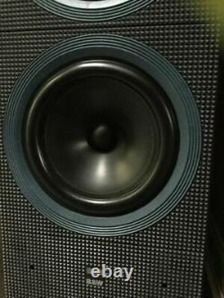 Bowers and Wilkins B&W Matrix 3 Series 2 Floor Standing Stereo Speakers Black