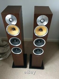 Bowers and Wilkins CM8 floorstanding speakers