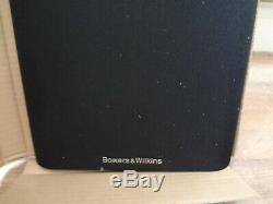 Bowers and wilkins B&W 803 D2 FLOORSTANDING SPEAKERS CHERRY DIAMOND