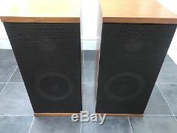 Boxed! B&W DM4 Bowers and Wilkins Floor Standing Speakers Audiophile England UK