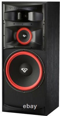 CERWIN VEGA Home Audio XLS-15 15 3-Way Floor Tower Speaker
