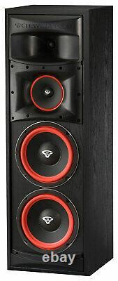 CERWIN VEGA Home Audio XLS 28 Dual 8 3 Way Floorstanding Tower Speaker
