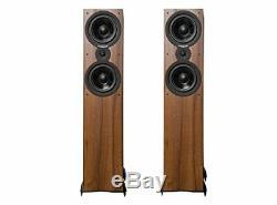 Cambridge Audio SX80 Floorstanding Speakers (Pair) Dark Walnut