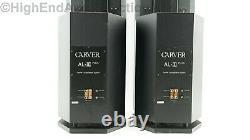 Carver AL-III Plus DiPolar Floorstanding Loudspeaker System Audiophile