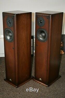 Castle Acoustics Pembroke Floorstanding Tower Speakers