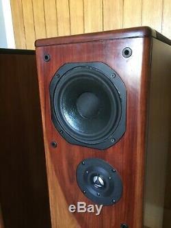Castle Howard floorstanding speakers lovely condition