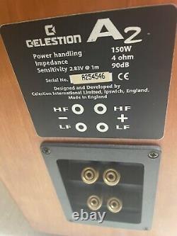 Celestion A2 Floor Standing Speakers