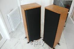 Celestion Ditton 66 floor standing studio monitor speakers