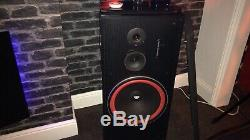 Cerwin Vega Ls15 15 3 Way Floor Standing Speakers