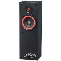 Cerwin Vega SL-8 8 2 Way Floor Standing Tower Speaker 150 Watt Theater SL8 New