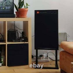 Custom Bespoke Floor Standing Made Upon Order Speaker Base Stand Metal Minimal