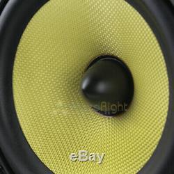 DCM MTX Audio 6.5 Inch 3-Way Bi-Amp Home Theater Floor Standing Tower Speaker