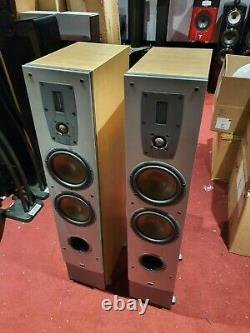 Dali Ikon 6 Floorstanding Speakers Light Walnut CTI NIN-0730