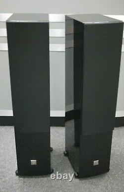 Dali Rubicon 5 Floorstanding Speaker in Black Preowned