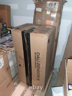 Dali Zensor 5 Floorstanding Speakers White (Pair)