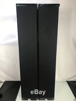 Definitive Technology BP-8 Stereo Speaker Floor Tower Loudspeaker Pair