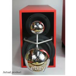 Duevel Planets Speakers Red Omni Directional Floorstanding Loudspeakers