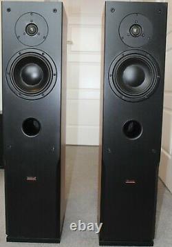 Dynaudio Audience 62 floorstanding speakers Made in Denmark