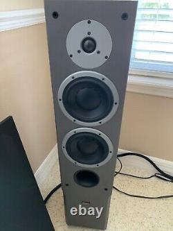 Dynaudio Audience 72 Audiophile Floor standing high end Speakers Kef B&W Focal