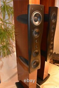 Dynaudio Confidence C4 Platinum Floor Standing Speakers Ex Display