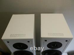 Dynaudio Contour 1.8 MK ii Floor standing Loud Speakers High End Hi Fi White