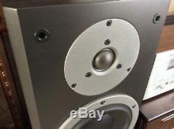 Dynaudio DM3/7 Floor Standing Speakers Pair Hifi Home Cinema Audio Sound