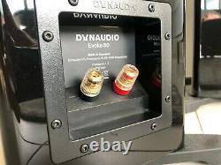 Dynaudio Evoke 50 Floorstanding Speakers Gloss Black