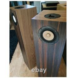 Electricbeach Blackwoods Floorstanding Speakers (pair) American Walnutt (New!)