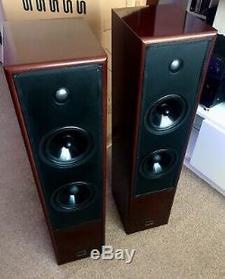 Epos ES22 Flagship audiophile Floorstanding Speakers. What HI-FI 5ultra Rare