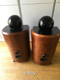 FLOOR STANDING SPEAKERS 12 BASS, slight resemblance to B&W Argonaut 801