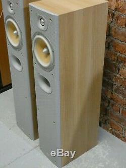 Floor Standing Loud Speakers Bowers & Wilkins B&W DM602.5 S3 (BOXED ITEM)