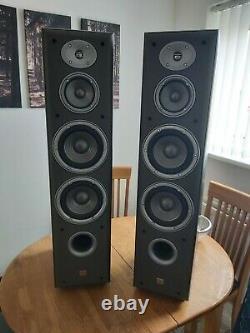Floor standing speakers used