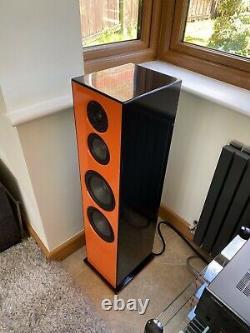 Floorstanding Speakers. 3-way very high end audiophile