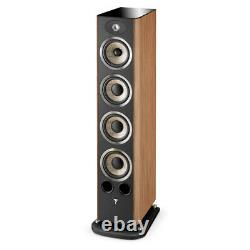 Focal Aria 936 Speakers Walnut PAIR Floor Standing Loudspeakers