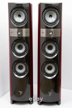Focal Electra 1027 BE Signature floorstanding speakers, boxed