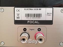 Focal Electra 1028 BE Floor Standing Speakers