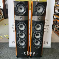 Focal Electra 1037BE Floorstanding Speakers Excellent Condition BOXED