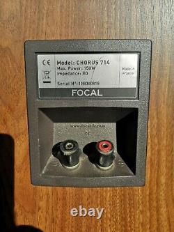 Focal/JM Lab Chorus 714 Speakers