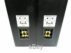 Focal JM Lab Chrous 715 Floor Standing Passive Speakers 6.5 Woofer (Pair)