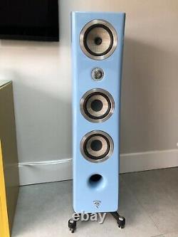 Focal Kanta No 2 Floor standing speakers with 4 years manufacturers warranty