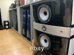 Focal Stella Utopia Floor Standing Speakers White/Black Ex-Demo RRP £75000